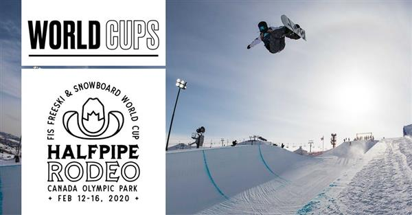 FIS World Cup Calgary HP & SS - Snow Rodeo 2020