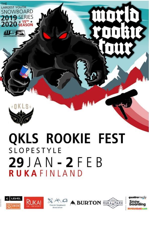 QKLS Rookie Fest / Finland Tour - Ruka 2020