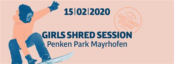 QParks Girls Shred Session - Penken Park, Mayrhofen 2020