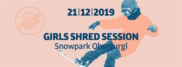 QParks Girls Shred Session - Snowpark Obergurgl 2019