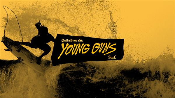 Quiksilver Young Guns Surf Is Back for 2019! | Image credit: Quiksilver