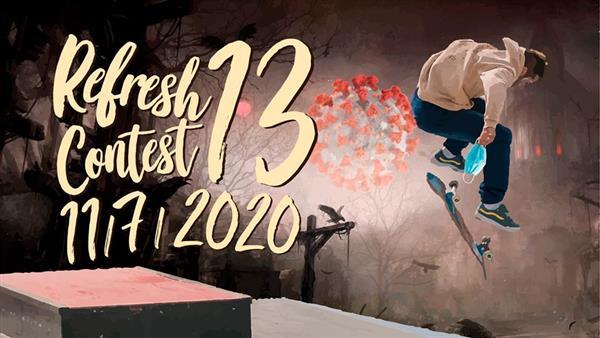 Refresh Contest 13 - Steti 2020