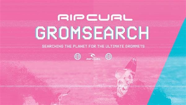 Rip Curl European GromSearch - Newquay, UK 2021