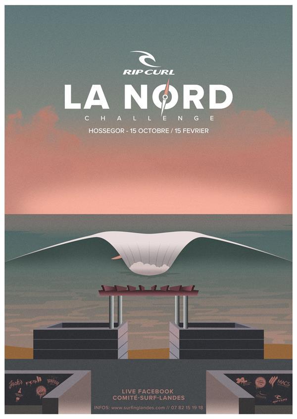 Rip Curl La Nord Challenge - Hossegor 2020