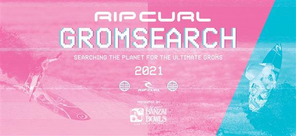 Rip Curl North American GromSearch #1 - Huntington Beach, CA 2021
