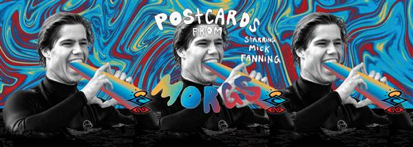 Rip Curl's Postcards From Morgs is a corker!   Image credit: Rip Curl