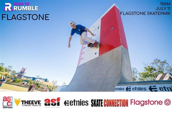 Road to Rumble - Flagstone 2020