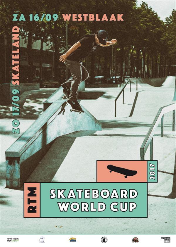 32fc6e24724 Boardriding   Events   RTM World Cup Skateboarding - Rotterdam 2017