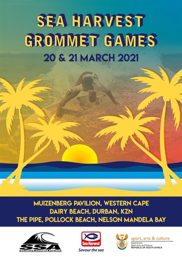 Sea Harvest Grommet Games - Eastern Cape - Pipe, Port Elizabeth 2021