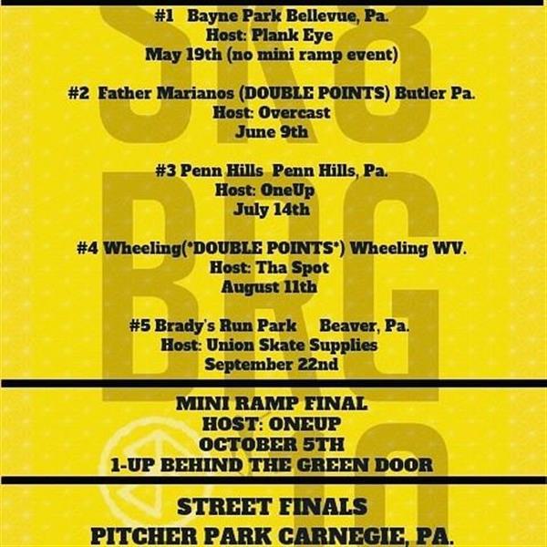 Skateburgh - Mini Ramp Final 2019