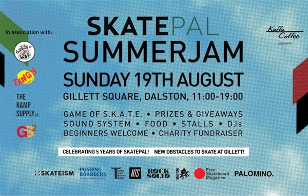 SkatePal SummerJam 2018