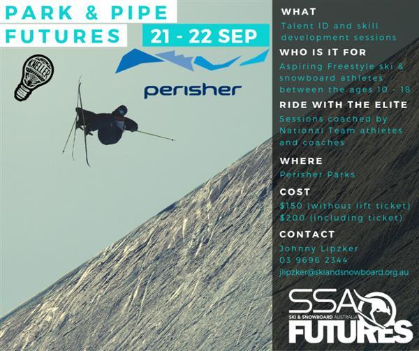 SSA Park & Pipe Futures - Perisher 2019