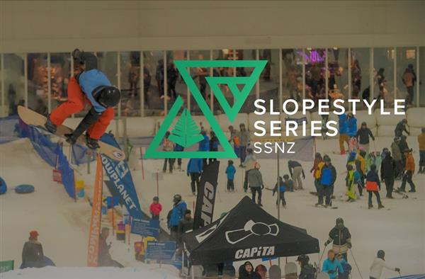 SSNZ Slopestyle Series - Snowplanet Kickoff 2019
