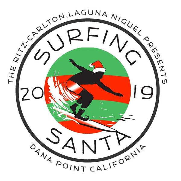 Surfing Santa Competition - Dana Point, CA 2020 - POSTPONED/TBC
