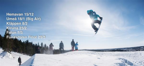 Swedish Snowboard Series - FIS Race SS - Kiruna 2020