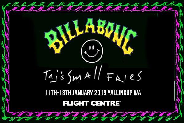 Boardriding | Events | Taj's Small Fries in Yallingup 2019