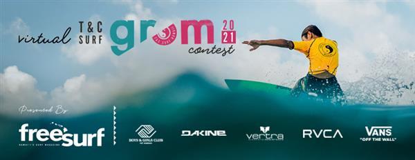 T&C Virtual Surf Grom Contest - Waikiki 2021