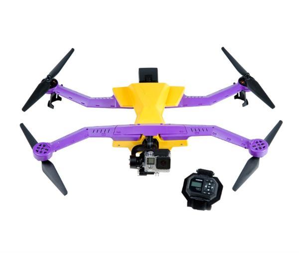 The AirDog Folding Drone