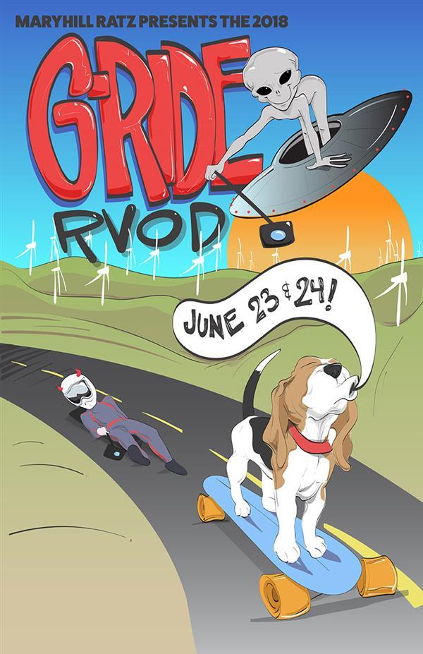 The RVOD G-Ride 2018