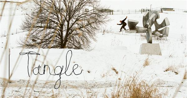 The SNOWBOARDER Movie: Tangle | Image credit: SNOWBOARDER