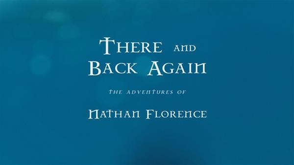 There And Back Again   Image credit: Nathan Florence & Parallel Sea.