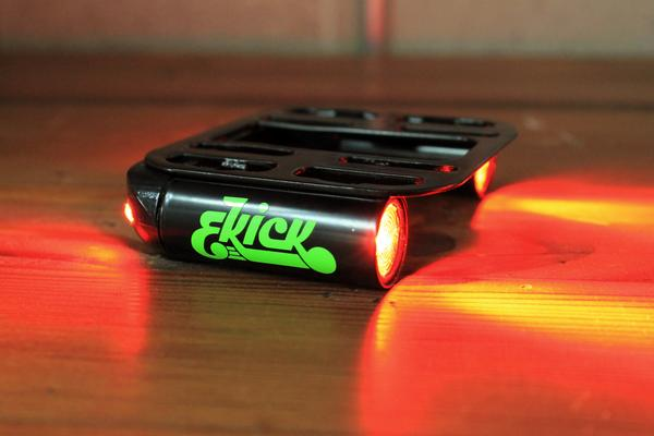 Torpedo Lights: Safety headlight for nighttime skateboarding