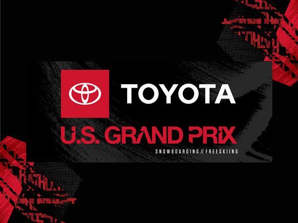 Toyota U.S. Grand Prix Mammoth Mountain 2019