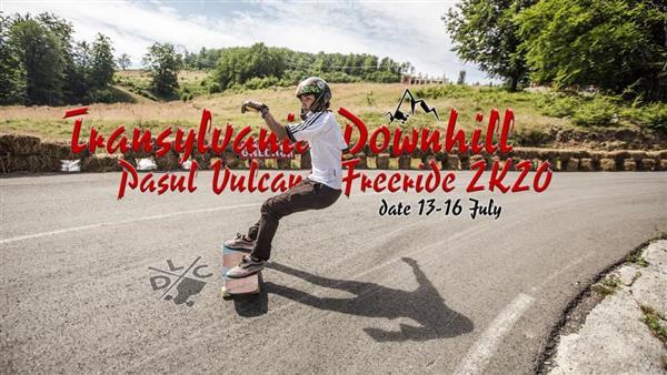 Transylvania Downhill - Freeride 2k20 - Pasul Vulcan 2020 - POSTPONED