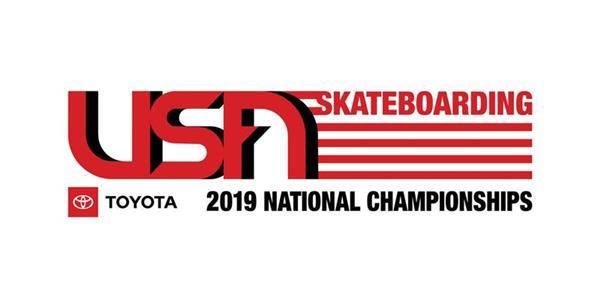 USA Skateboarding Toyota National Championships 2019