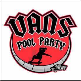 Vans Combi Pool Party 2018