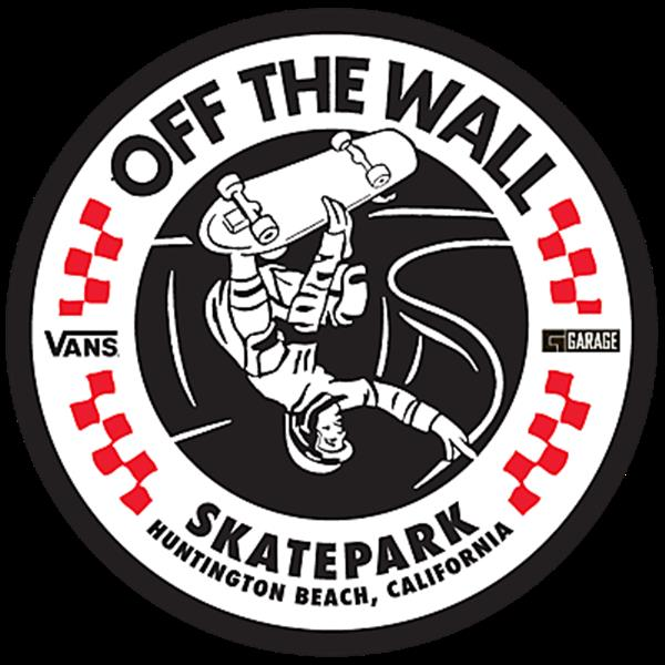 VANS 'OFF THE WALL' SKATEPARK