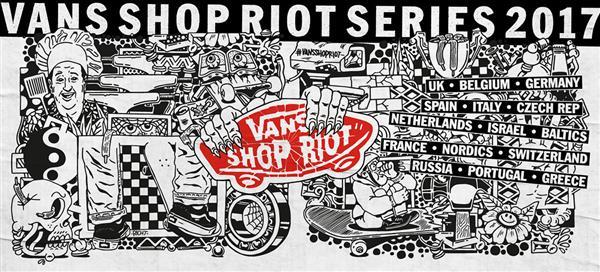bfbcebc644 Vans Shop Riot - Israel 2017
