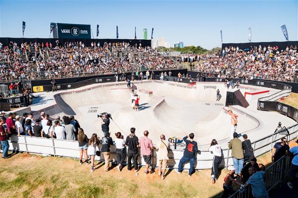 Vans Skatepark Sao Paulo | Image credit: VPS/Anthony Acosta