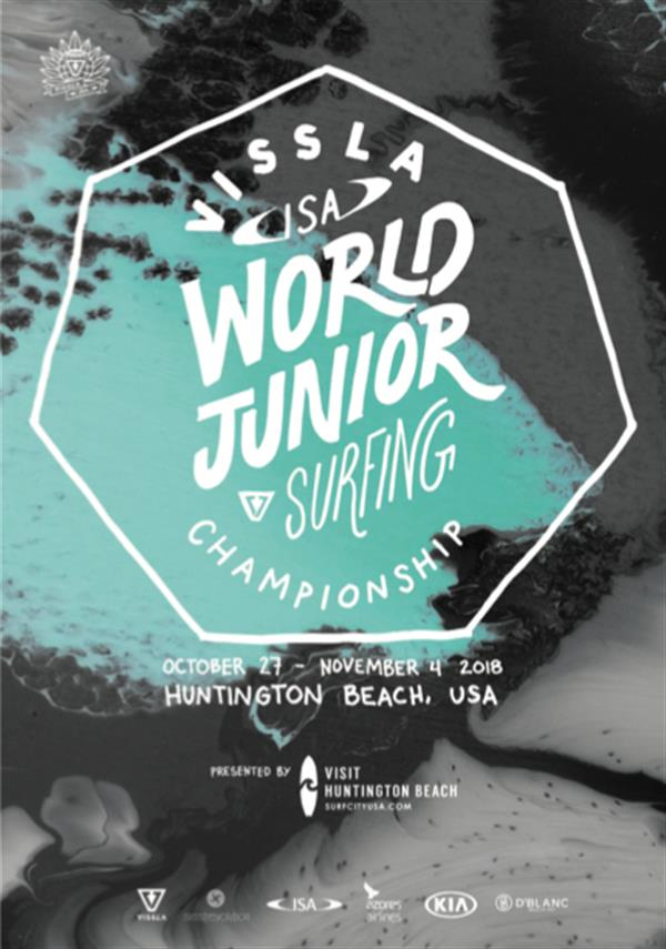 VISSLA ISA World Junior Surfing Championship 2018