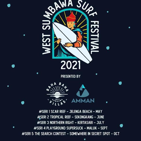 West Sumbawa Surf Festival - Series #2 - Tropical Reef - Sekongkang 2021