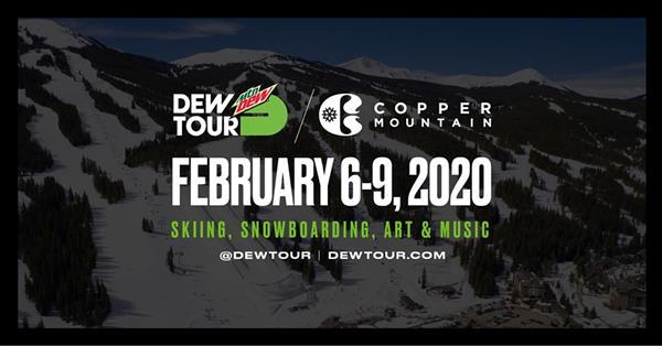 Winter Dew Tour – Copper 2020