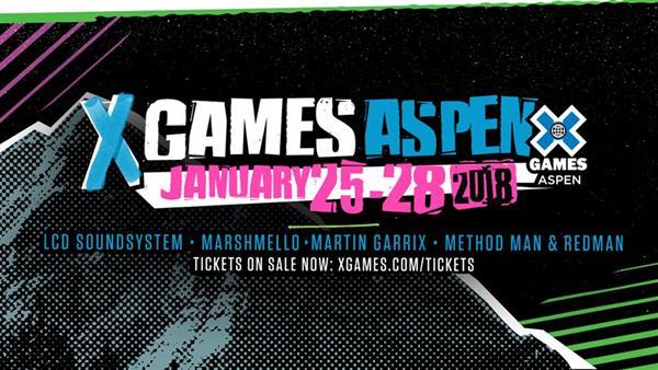Winter X Games Aspen 2018