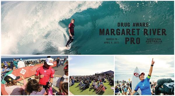 Women's Drug Aware Margaret River Pro 2017