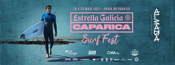 Women's Estrella Galicia Caparica Surf Fest 2021