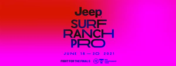Women's Jeep Surf Ranch Pro 2021