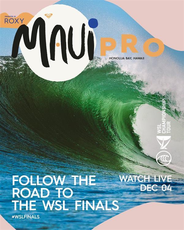 Women's Maui Pro presented by ROXY 2020