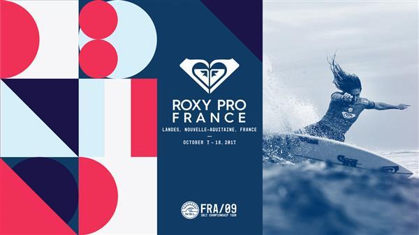 Women's Roxy Pro France 2017