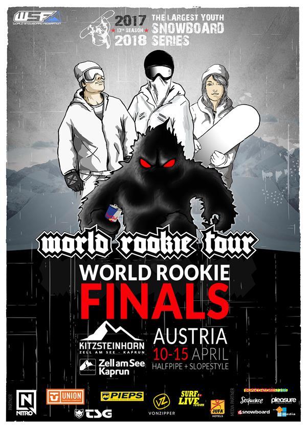 World Rookie Fest Finals - Kitzsteinhorn 2019