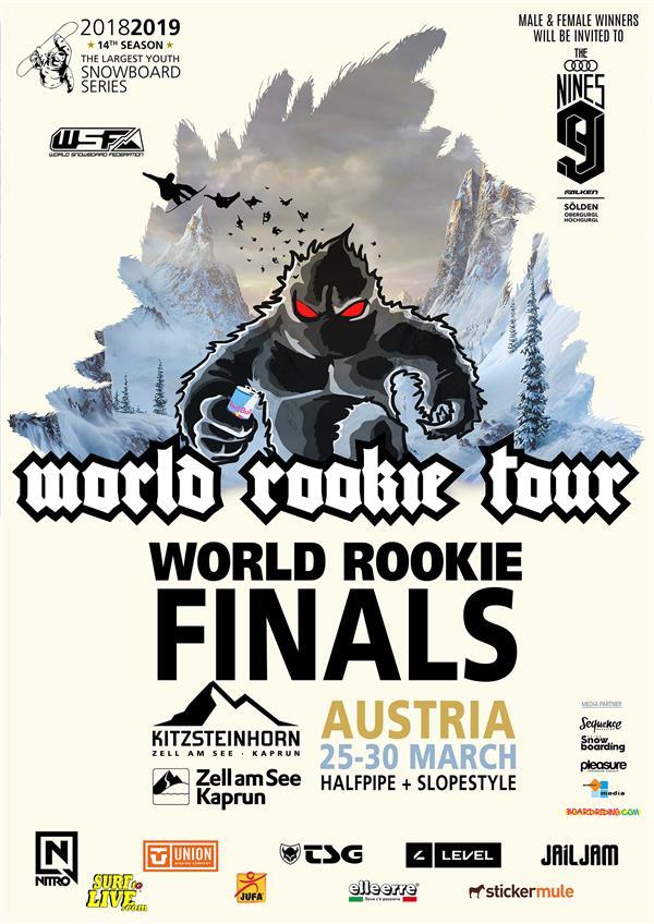 World Rookie Fest Finals - ROOKIE - WRR - Kitzsteinhorn 2019