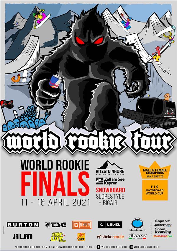 World Rookie Snowboard Finals - Kitzsteinhorn, Austria 2021