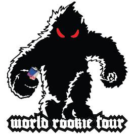 Black Yeti - World Rookie Tour