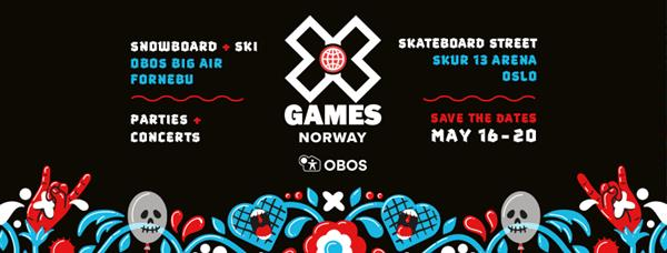 X Games Norway 2018