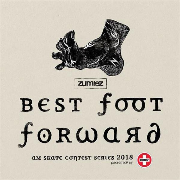 Zumiez Best Foot Forward - San Diego, CA 2018