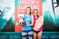 17-Year-Old Soleil Errico Crowned 2018 Women's World Longboard Champion