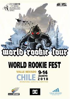 2018 South America Rookie Fest: the countdown has begun!